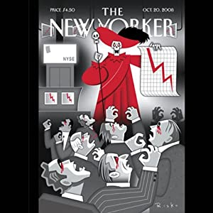 The New Yorker, October 20th, 2008 (Ryan Lizza, Malcolm Gladwell, John Updike) Periodical