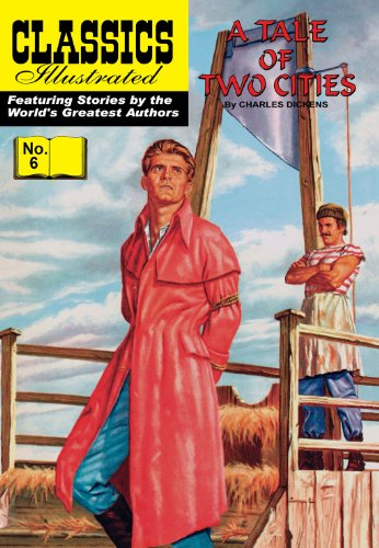 Tale of Two Cities (with panel zoom) 			 - Classics Illustrated