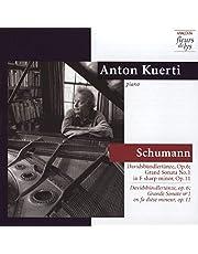 Schumann: Davidsbündlertänze, Op. 6; Grand Sonata No. 1