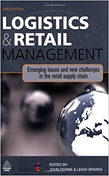 Book Logistics and Retail Management: Emerging Issues and New Challenges in the Retail Supply Chain