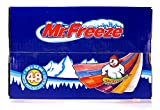 Mr. Freeze Freeze Pops (6 Flavours, 48 x 42ml / 1.42oz) Imported from Canada