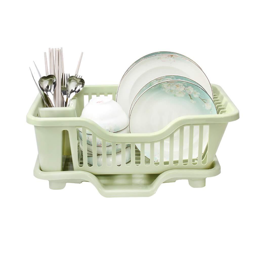 Plastic kitchen Shelf,Bathroom Storage Shelves Corner Organizer multifunction Kitchen Storage Shelf ,Green