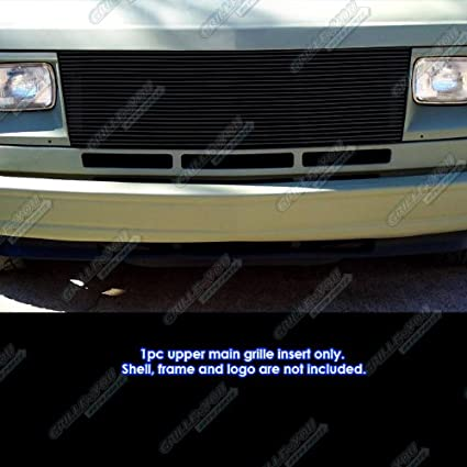 Compatible with 1995-2005 Chevy Astro Van Main Upper Billet Grille Insert N19-A40158C