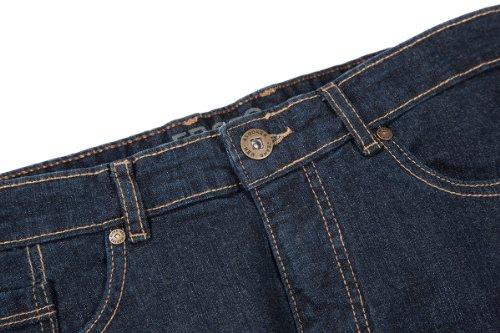 STOOKER - Jeans - Droit - Homme Bleu Bleu foncé
