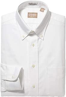 product image for Gitman Bros. Mens Long Sleeve Regular Fit Cambridge Oxford Button Down Dress Shirt