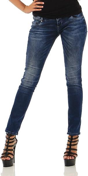 MOD Damen Straight Jeans Rea