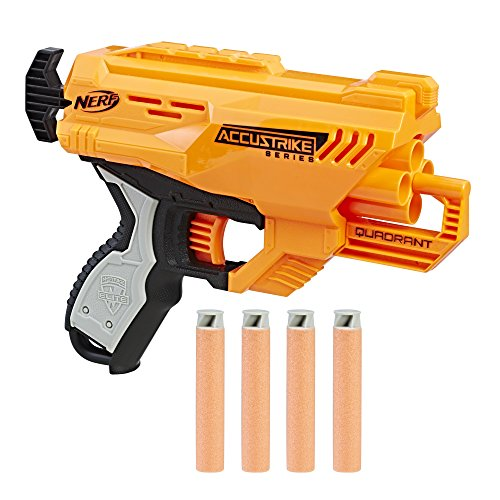 Nerf Accustrike Quadrant Outdoor Blaster