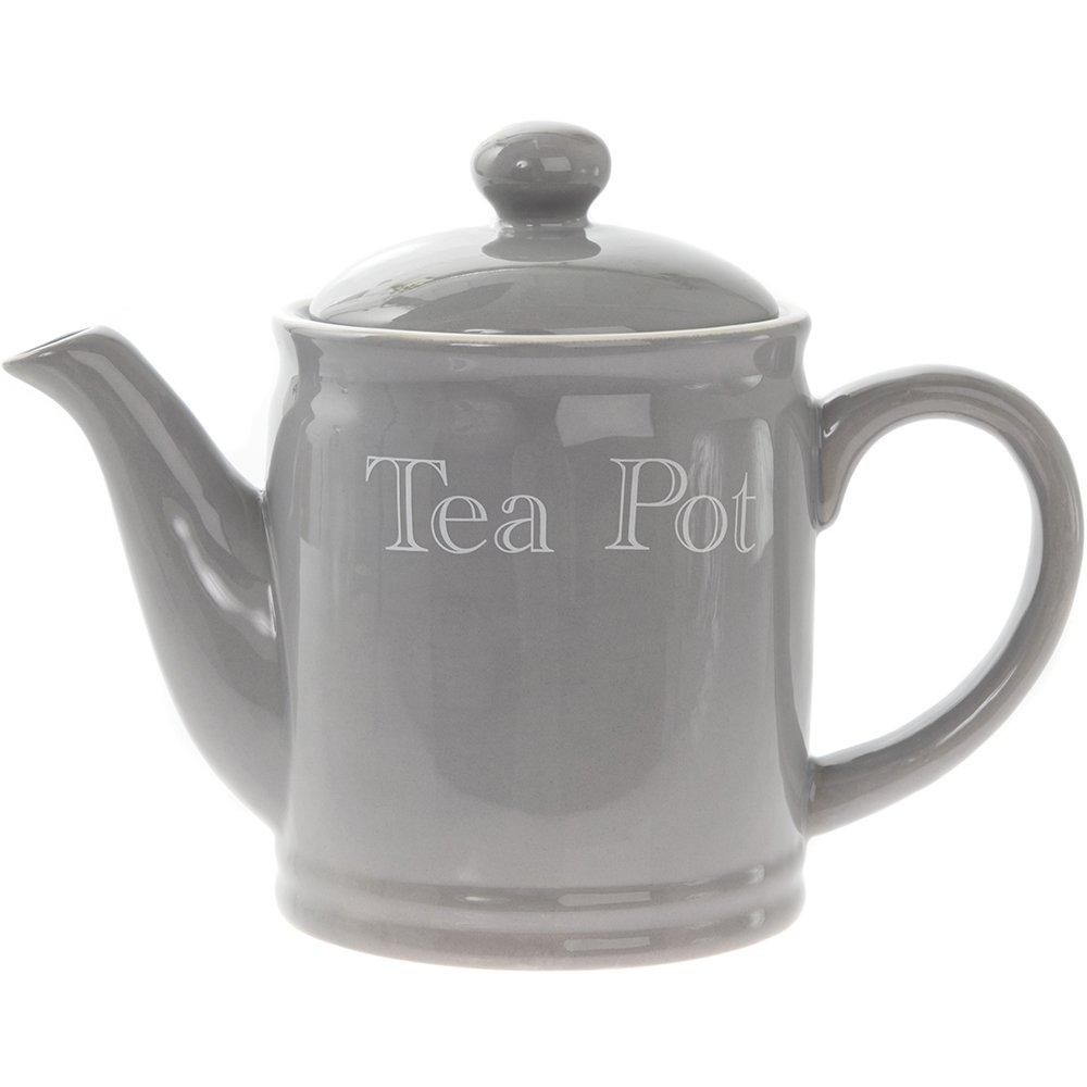 Grau Classic Küche Range Keramik Teekanne LP