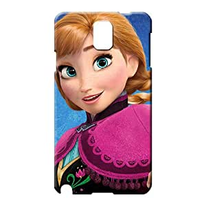 samsung note 3 Shock-dirt Scratch-free New Fashion Cases mobile phone carrying skins Disney Frozen Anna