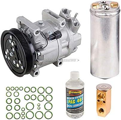 Nueva AC Compresor y embrague con completa a/c Kit de reparación para Nissan Pathfinder – buyautoparts 60 – 81213rk nuevo
