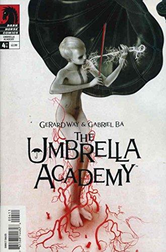 Umbrella Academy: Apocalypse Suite #4