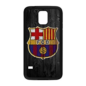 Samsung Galaxy S5 Cases Cell Phone Case Cover FC Barcelona Logo 5R56R3514139
