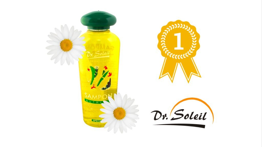 Head Lice & Mites Shampoo - Effective Solution Against Eggs & Lice - Quick & Easy - Pleasantly Scented Shampoo - 200ml Dr Soleil