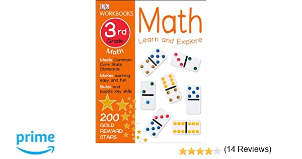 Math Worksheets 3rd grade free math worksheets : DK Workbooks: Math, Third Grade: DK Publishing: 9781465417350 ...
