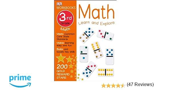 DK Workbooks: Math, Third Grade: DK Publishing: 9781465417350 ...