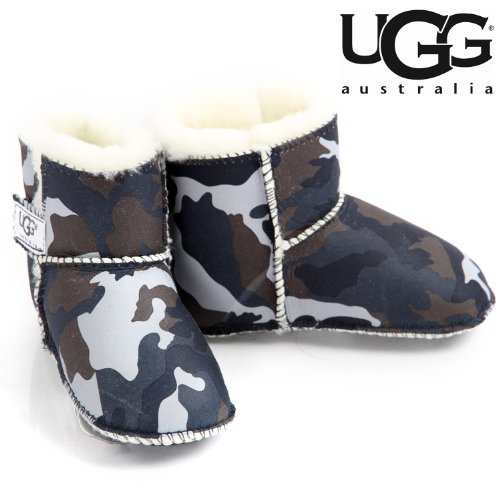 UGG - erin baby - 1994 bcm - marron baskets mode baby