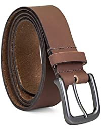 Men's Classic Leather Jean Belt