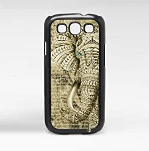 Wise Elephant Hard Snap on Case (Galaxy Note 3 III)