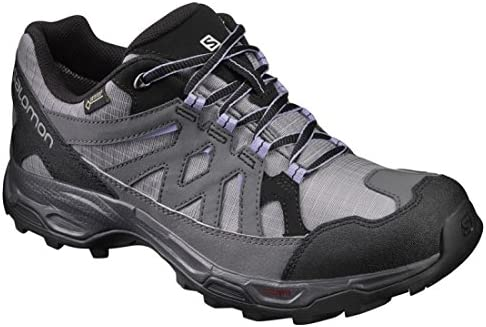 Salomon Effect GTX W, Zapatillas de Trail Running para Mujer, Gris (Grey), 42 EU: Amazon.es: Zapatos y complementos