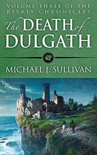 Amazon the death of dulgath the riyria chronicles book 3 the death of dulgath the riyria chronicles book 3 by sullivan michael fandeluxe Epub