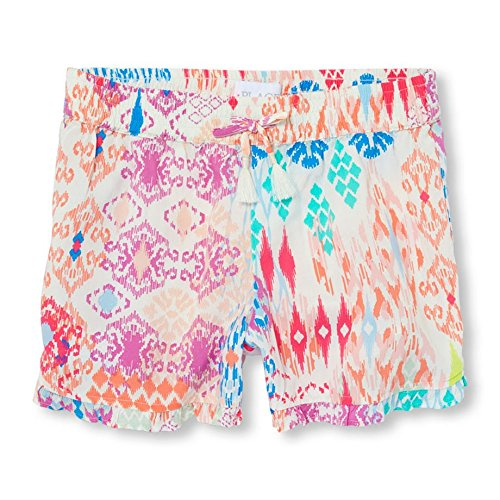 The Children's Place Toddler Girls' Printed Soft Short, Snow 81819, L (10/12) by The Children's Place (Image #4)