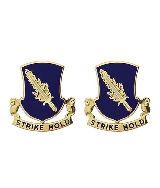 Amazon 504th Infantry Regiment Us Army Unit Crest Clothing