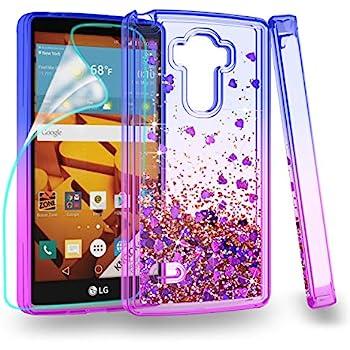 Amazon.com: Joyleop Rainbow Unicorn Case for LG G Stylo,G4 ...