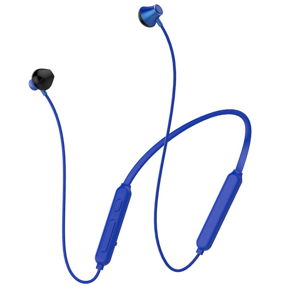 Inalámbrico Universal Neck Bluetooth Auriculares Bluetooth Auriculares Ligeros magnéticos Deportes Sweatproof Auriculares Regard: Amazon.es: Electrónica