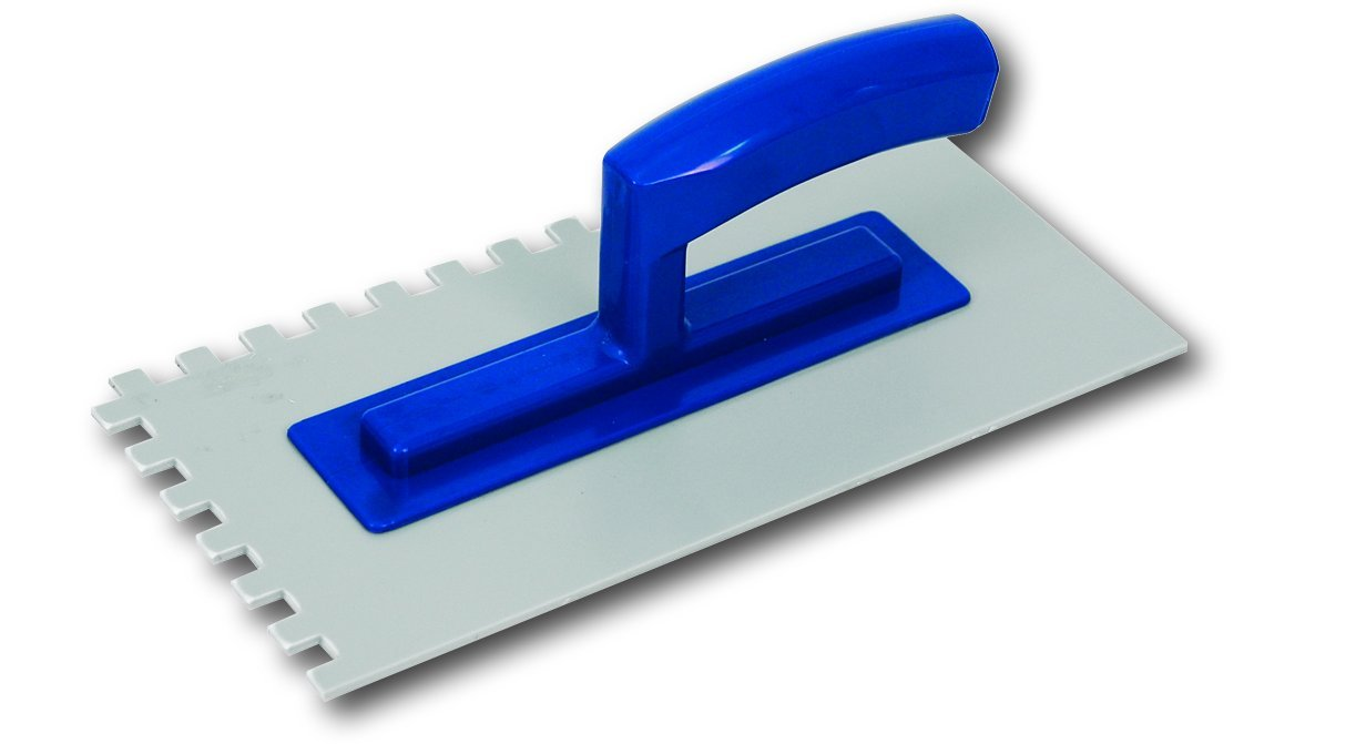 Marshalltown PNT666 11 x 5 1/2-Inch Plastic Blade with 1/4 x 1/4 x 1/4-Inch