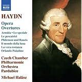 Haydn:Opera Overtures [Czech Chamber Philharmonic Orchestra Pardubice; Michael Halász] [NAXOS: 8573488]