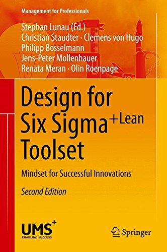 Design for Six Sigma + LeanToolset: Mindset for Successful Innovations (Management for Professionals) thumbnail