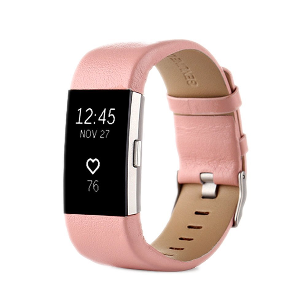 Zhao & ANS Fitbit Charge 2 Banda Charge2 Piel Reemplazo para ...