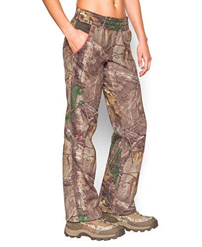 Under Armour Women's UA Camo Armour Fleece Pant Medium REALT