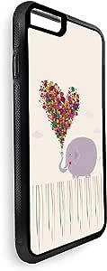 Romantic Printed Case for iPhone 7 Plus