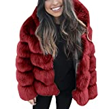 COTTONI-Coat Girls Coats Size 14-16,Baby Coats 3-6 Months,Coats of Many Colors Dolly Parton,Coats for Baby Boys 3-6 Months,Outerwear Hoodie Women,Wine,XL