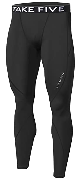 11b2767928715 New Men Sports Apparel Skin Tights Compression Base Under Layer Long Pants  (S, NP501