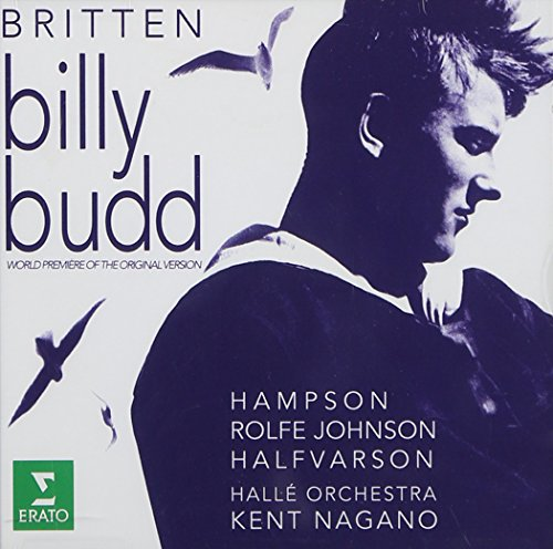 Britten: Billy Budd ~ Hampson by Erato / Warner