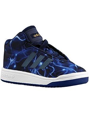 Toddler Veritas Mid I Shoes 6K M US Blue Nebula White
