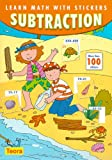 img - for Learn Math with Stickers Subtraction book / textbook / text book