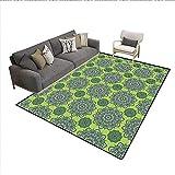 Carpet,Arabesque Oriental Moroccan Mandala Middle Eastern Boho...