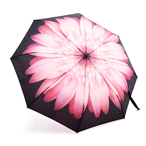 automatic-travel-umbrella-auto-open-close-foldable-rain-umbrella-pink-flower-waterproof-windproof-co