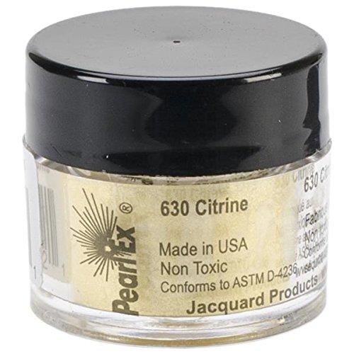 Pigmento Jacquard Pearl Ex 3gr. Citrino
