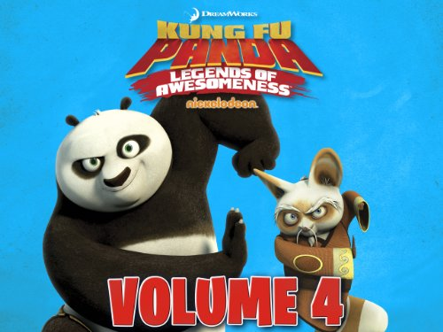 Kung Fu Panda Legenden mit Fell und Fu S02E19 The Secret ...