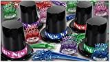 Beistle 88311-50 The Big Top Hat Assortment for 50 People, Multicolored