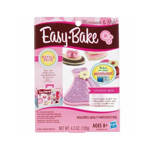 Easy Bake Microwave & Style Cookie Mix by Easy Bake (Image #1)