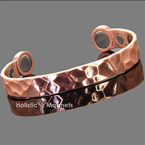 Magnetic Bracelets Arthritis Bracelet Elbow Hammered
