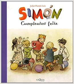 Cumpleanos Feliz / Happy Birthday (Simon) (Spanish Edition ...
