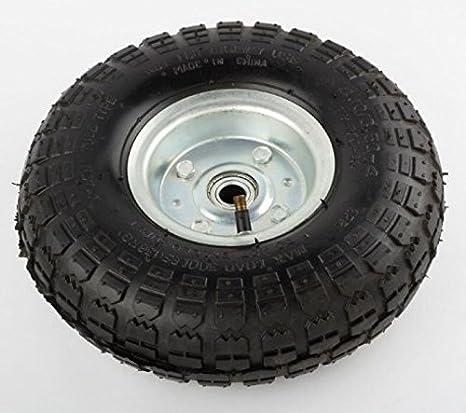 "Gokart  Wagon,Trailer 2 Wheel Rims 6/"" Hubs  /& 4 Bearings 5//8/"""