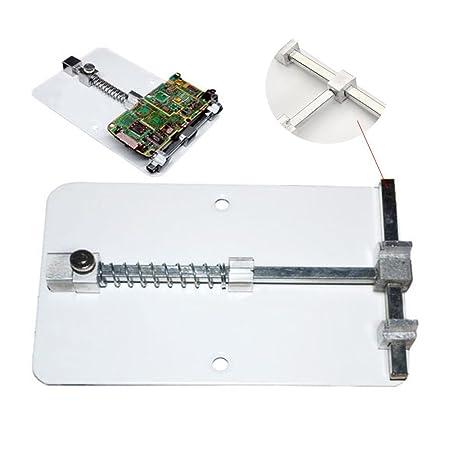 mobile phone repair fixture universal pcb circuit board holder rh amazon co uk