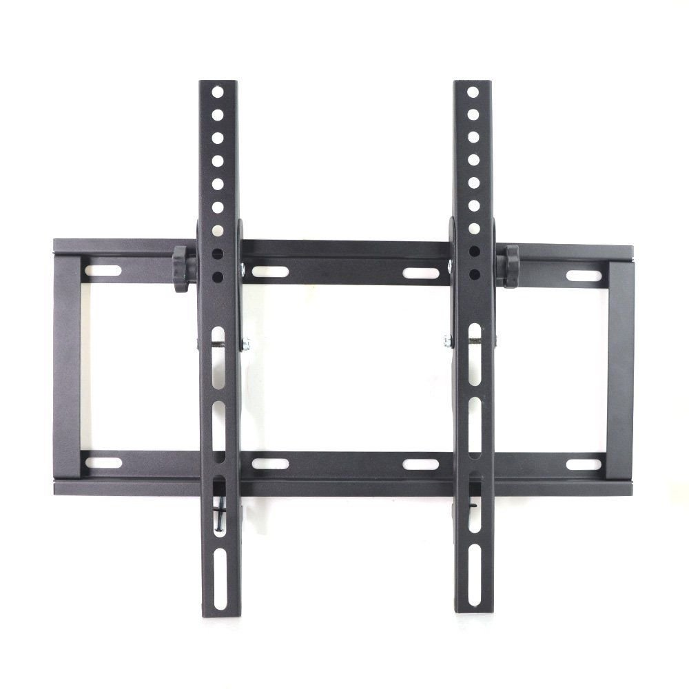 NiceTQ Flat TV Wall Mount Bracket 15°Tilt For TCL 43S405 43-Inch, 49S405 49-Inch, 55S405 55-Inch 4K Ultra HD Roku Smart LED TV (2017 Model)